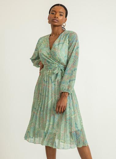 Foremia Elbise Yeşil
